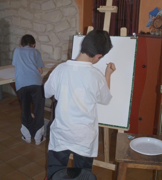 atelier enfant