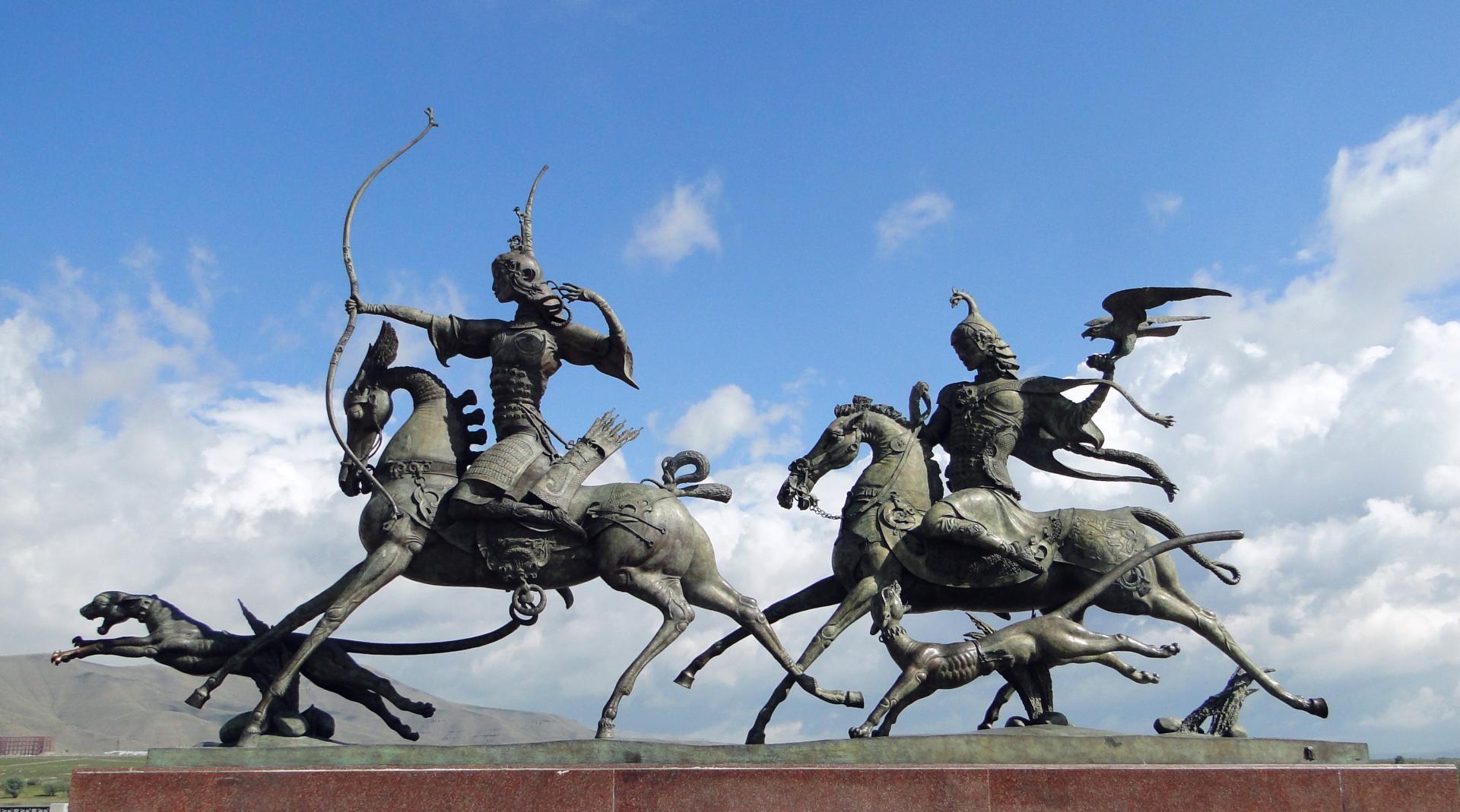 Légende de Mulan