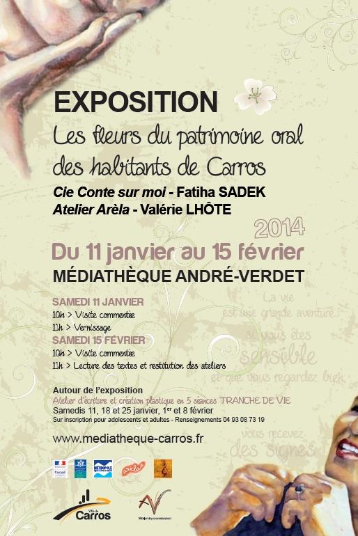 Affiche expo web 2