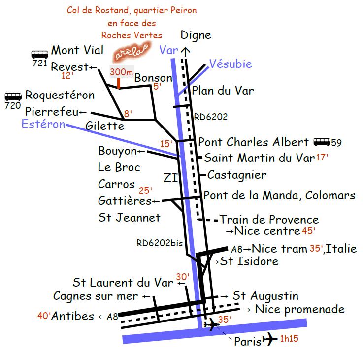 Plan atelier Arèla