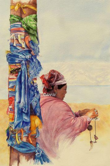 Portrait anissia olkhon