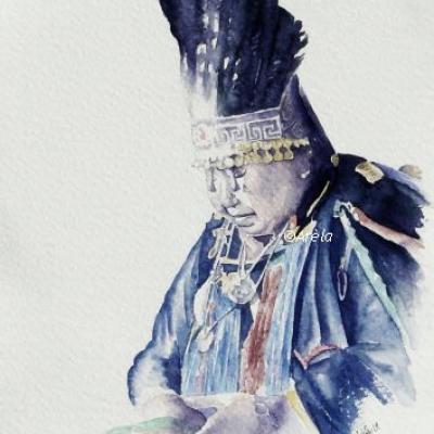 Portrait anissia