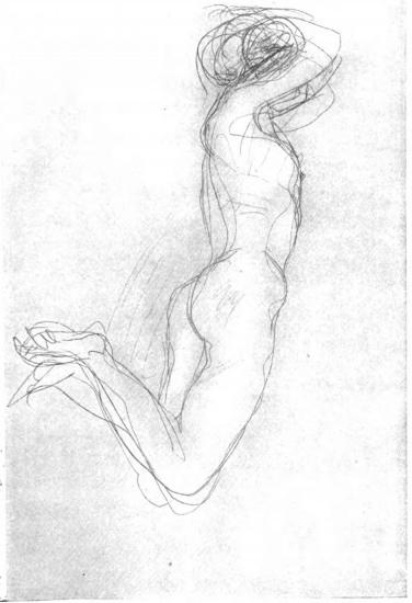 Rodin dessin domaine public