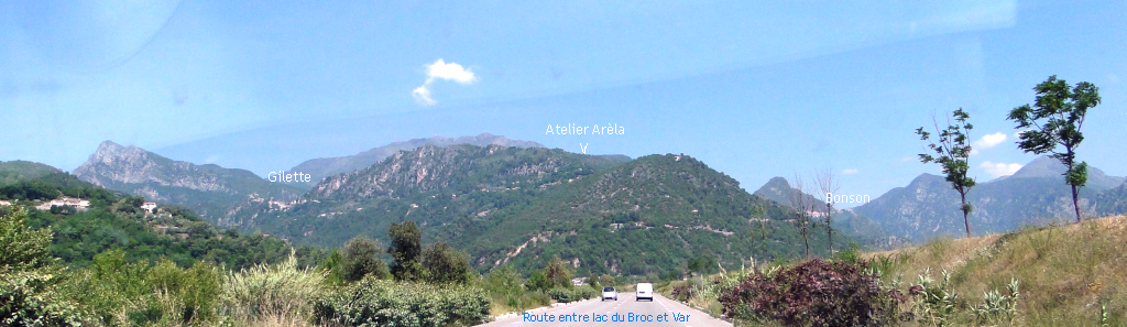 Vallee montagnes site